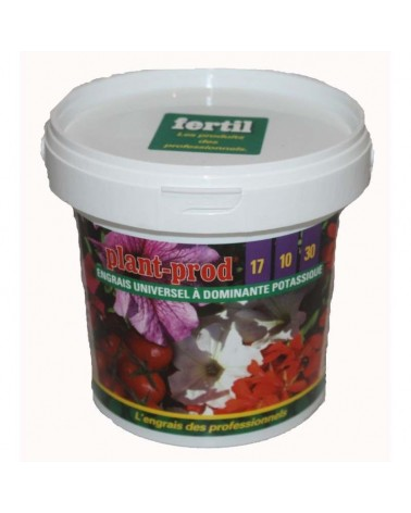Engrais soluble fleurs et fruits