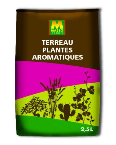 terreau aromatiques