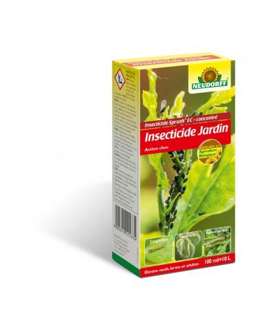 Insecticide jardin