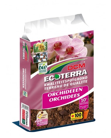 terreau orchidées