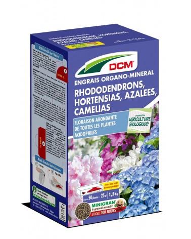 engrais hortensia
