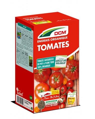 Le meilleur engrais Tomates