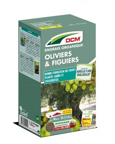 engrais figuier olivier