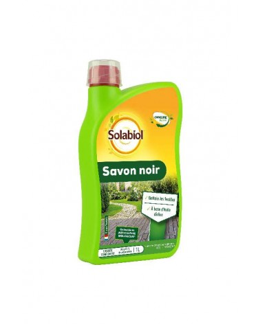 Savon insecticide