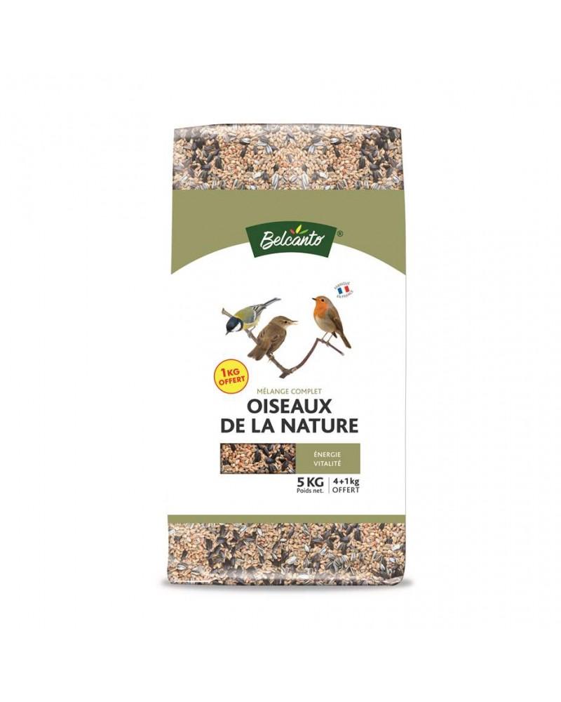 mélange oiseaux de la nature