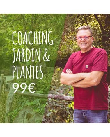 Coaching jardin et plantes