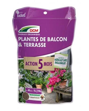 engrais fleur balcon