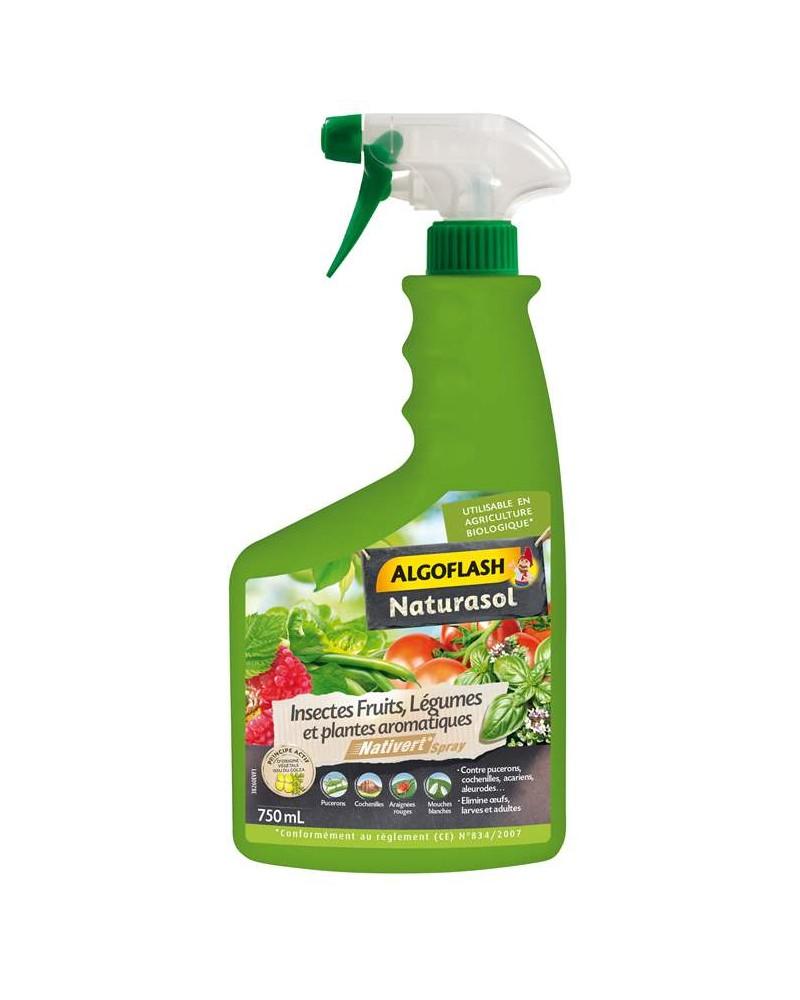 insecticide fruits et légumes prêt à l'emploi