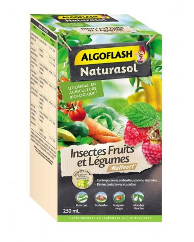 Insecticide Potager et verger