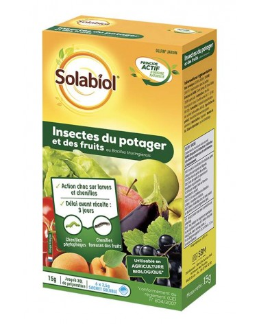 insecticide potager