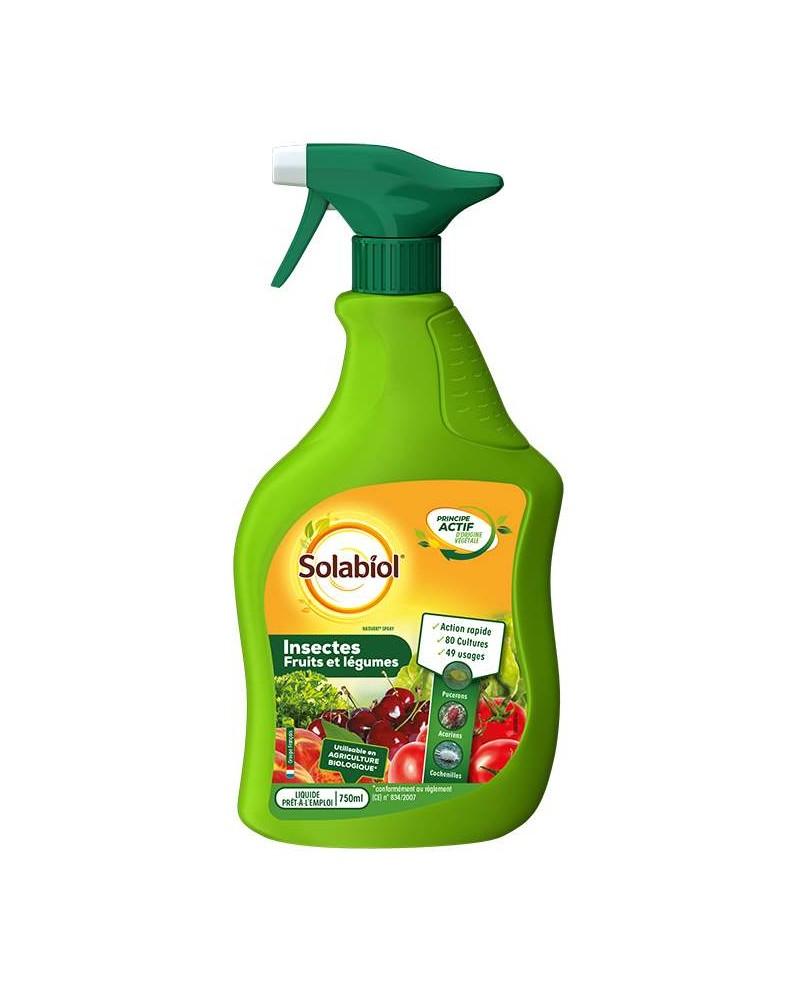 Insecticide Fruits et légumes