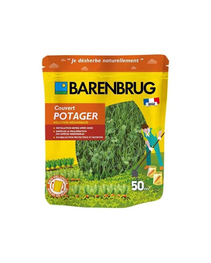Engrais vert couvert potager