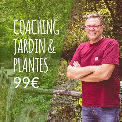 Patrick Makowka le coach de Vegetosphere pose présente la prestation coaching jardins et plantes